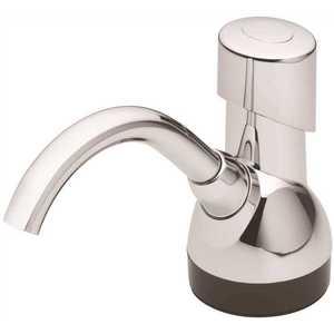 1,500 ml Chrome Through-The-Counter Foam Hand Soap Dispenser