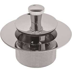Matco-Norca LNT-151 LIFT AND TURN WASTE AND OVERFLOW, 1-1/2 IN., CHROME PLATED BRASS