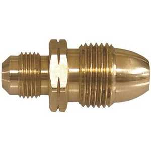 MEC ME356 Gas Fitting Pol x 5/8 in. Male Flare