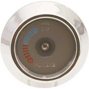 Watts 410-445 1.25 in. ID, 6.0 in. OD Powers Dial Plate Assembly for P410 Models