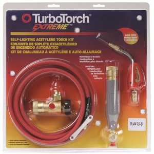 TURBOTORCH PL-5ADLX-B PL-5ADLX-B TORCH KIT SWIRL, FOR B TANK, AIR ACETYLENE