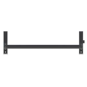 CRL DL1190RHRDU Dark Bronze Cross Bar Panic Exit Device - Right Hand Reverse Bevel Rim
