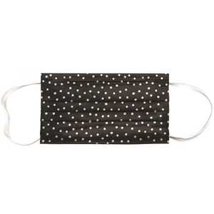 Planet Earth Eyewear MASK-AP03-10 Planet Earth Disposable Adult Face Mask, Polka Dot - pack of 10