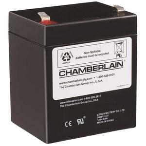 Chamberlain 4228 Garage Door Opener Battery Replacement
