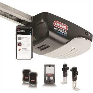 Genie 4063-TNMSV MachForce Connect 2 hp. c Screw Drive Smart Home Garage Door Opener