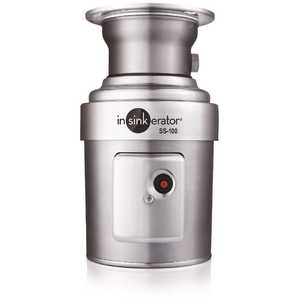 InSinkErator SS100-47 1 Hp Commercial Garbage Disposal 3-Phase