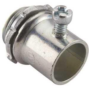 Halex 62710 1 in. Electrical Metallic Tube (EMT) Set-Screw Connector