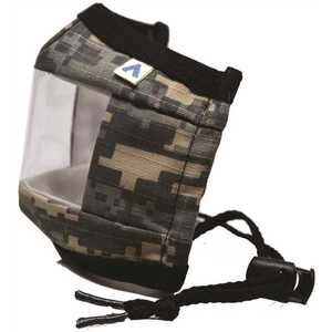 ADCO Hearing Products 1389 DC Kids Adjustable Communication Mask, Digital Camo