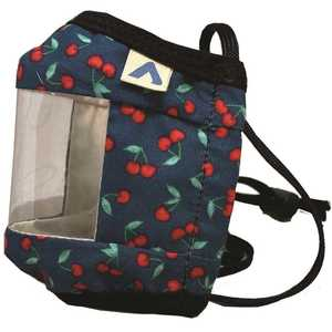 ADCO Hearing Products 1389 C Kids Adjustable Communication Mask, Cherry on Top
