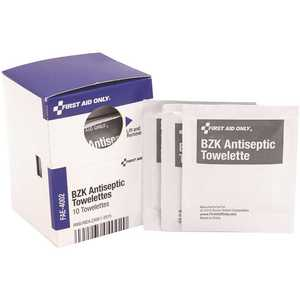 SMARTCOMPLIANCE FAE-4002 BZK Antiseptic Towelettes Refill - pack of 10