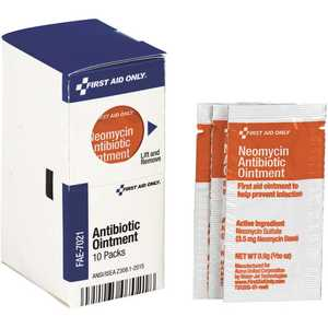 SMARTCOMPLIANCE FAE-7021 Antibiotic Ointment Packets Refill