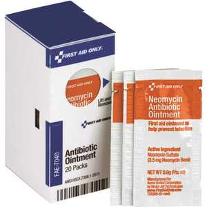 SMARTCOMPLIANCE FAE-7040 Antibiotic Ointment Packets Refill