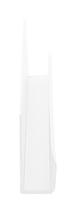 "CRL D636BA Brite Anodized 1/4"" Standard Aluminum J-Channel - 144"" Stock Length"