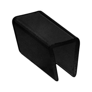 CRL D652 Black Plastic Top Guide
