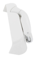 Truth EP27033 Encore White, Left Hand Folding Handle and Cover