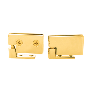 Brass Surface Mount Cabinet Pivot Hinges