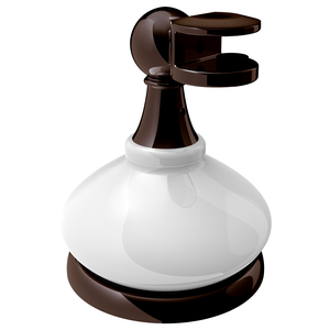CRL MP62080RB Porcelain and Oil Rubbed Bronze Mirror Pivots