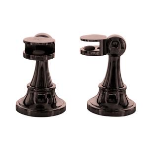 CRL MP64080RB Oil Rubbed Bronze Victorian Mirror Pivot