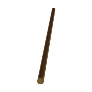 """CRL S10RB Oil Rubbed Bronze 39"""" Support Bar"""