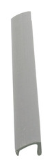 CRL VGB1460GRY Gray Snap-In Vinyl Glazing Bead