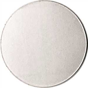 Safe Barrier 860005025312 4 in. Dia Circle ADA Push Pad Cover - pack of 20