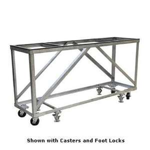 Groves HDT84F Heavy Duty Fabrication Table Freestanding