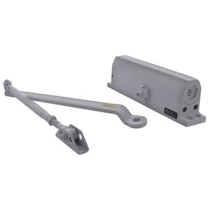CRL DC54A Aluminum ANSI Grade 1 Spring Size 4 Surface Mount Door Closer
