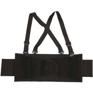Cordova Consumer Products SB-2XL 2X-Large Black Back Support Belt