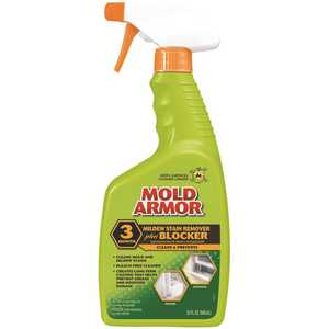 Mold Armor FG523 32 oz. Mildew Stain Remover Plus Blocker
