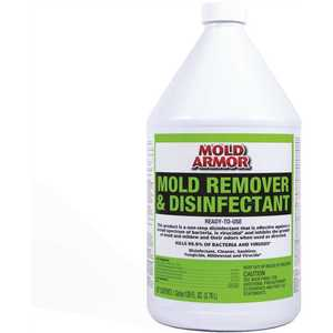 Mold Armor FG550 1 Gal. Mold Remover and Disinfectant