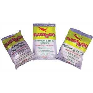 Intex 800510 All Purpose Cloth Rags