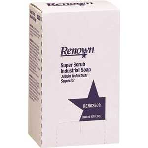Renown REN02508 2000 ml Industrial Hand Soap Dispensing System Herbal Floral