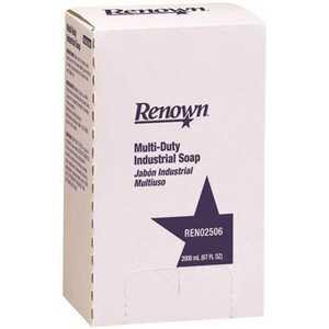 Renown REN02506 2000 ml Industrial Hand Soap Dispensing System Citrus Scent