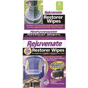 Rejuvenate RJRESTWIPES Pre-Saturated Restorer Wipes