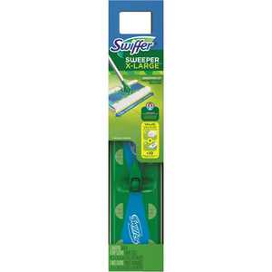 SWIFFER 003700092816 Sweeper XL Dry and Wet Mop Starter Kit