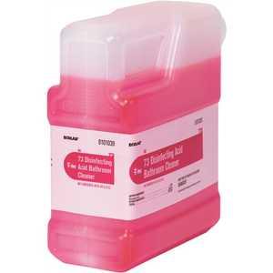ECOLAB 6101039 1-1/3 l QC 73 Disinfecting Acid Bathroom Cleaner
