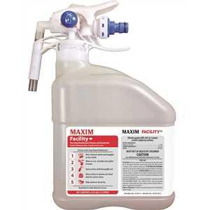 Maxim 046200-39 101.44 oz. Facility Plus 1-Step Disinfectant