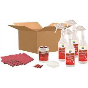 Aqua ChemPacs 4-3043 Disinfectant Cleaner Dissolvable Pacs Kit