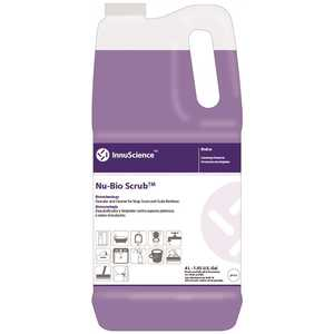 INNUSCIENCE 15728 NU-BIOSCRUB 4L, DESCALER AND CLEANER FOR SOAP SCUM AND SCALE RESIDUES