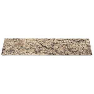Home Decorators Collection 42885 21 in. Granite Sidesplash in Santa Cecilia