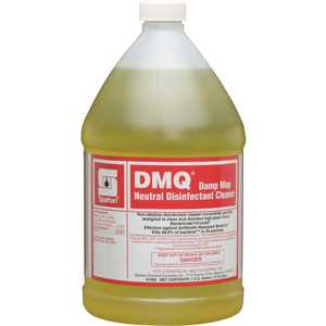DMQ 106204 1 Gallon Lemon Scent One Step Cleaner/Disinfectant