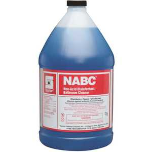 NABC 749604 1 Gallon Floral Scent Restroom Disinfectant