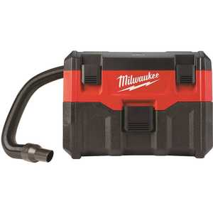 Milwaukee 0880-20 M18 18-Volt 2 Gal. Lithium-Ion Cordless Wet/Dry Vacuum (Tool-Only)