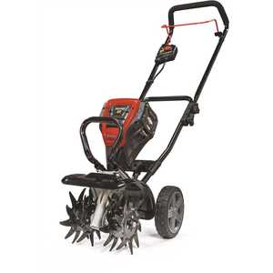 Snapper 1696869 XD 82-Volt MAX Cordless Electric Cultivator with 10 in. Tilling Width, Battery and Charger Not Included