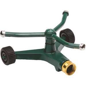 Melnor 7000 3-Arm Revolving Sprinkler with Wheels