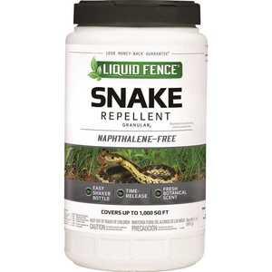 Liquid Fence HG-85010 2 lbs. Snake Repellent Granules