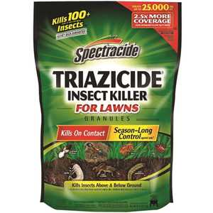 SPECTRACIDE HG-83961-5 20 lbs. Triazicide Lawn Insect Killer Granules