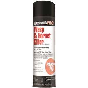 SPECTRACIDE HG-30110-6 PRO 18 oz. Wasp and Hornet Killer Aerosol