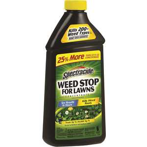 SPECTRACIDE HG-96631 40 oz. Lawn Weed Killer Concentrate