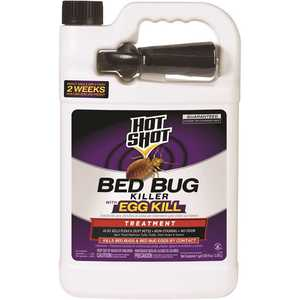 HOT SHOT HG-96442-1 Bed Bug Killer 1 Gal. Ready-to-Use Treatment With Egg Kill